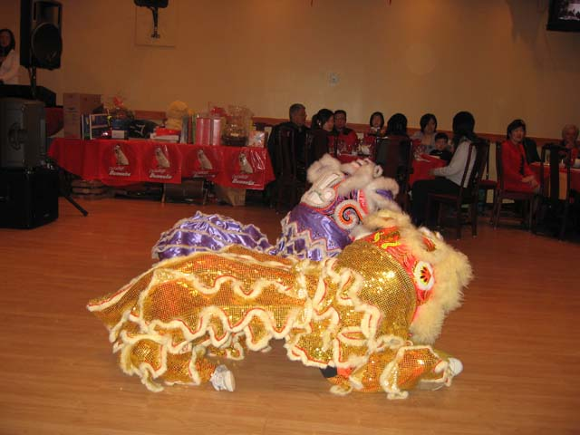 2008 Montreal Chinese Lion Club Chinese New Year Charity Party